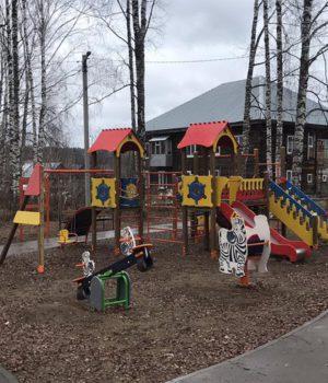 Детская площадка 8-1