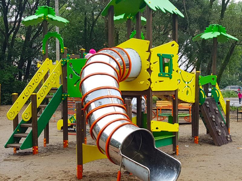 Детская площадка Квинта